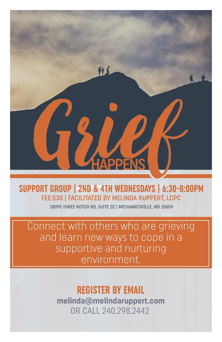 half sheet grief happens (1)